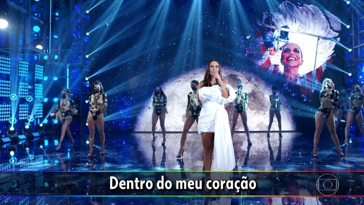 Ivete canta 'Se Eu Não Te Amasse Tanto Assim'