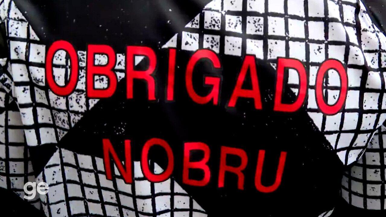 Free Fire: Nobru se despede do Corinthians