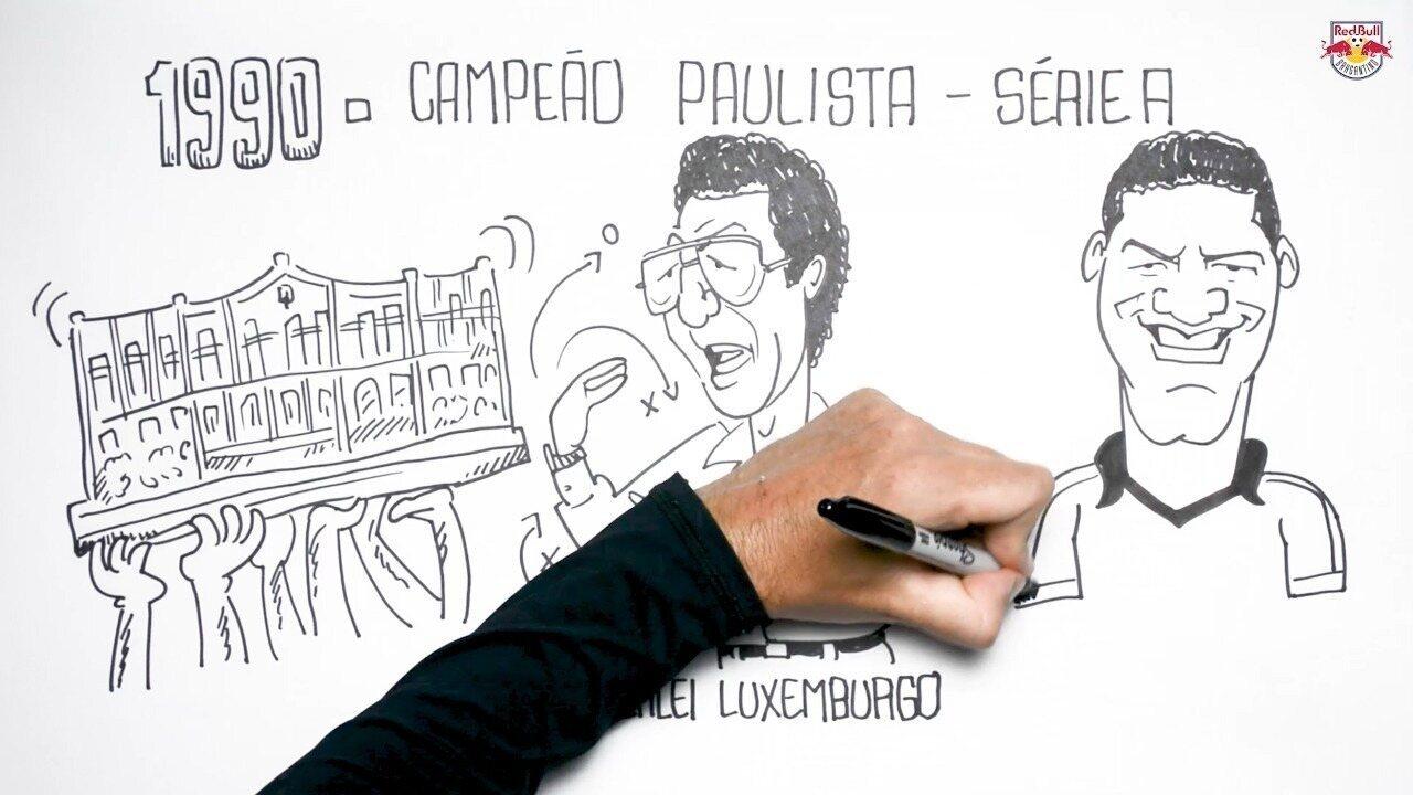 Bragantino celebra 93 anos com animação