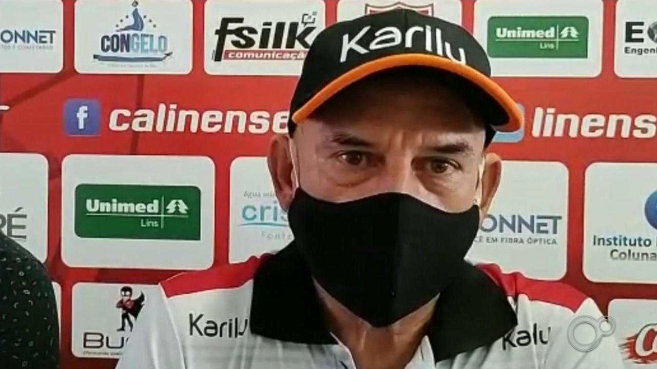 Linense apresenta técnico Edson Só para disputa da Série A3