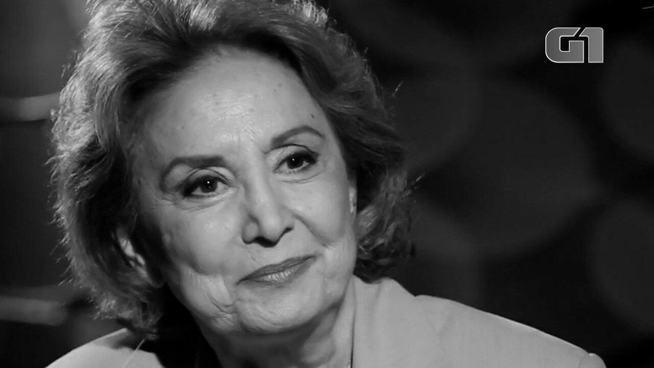 VÍDEO: Veja momentos inesquecíveis da carreira de Eva Wilma