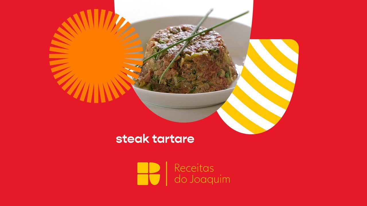 Receitas do Joaquim: Episódio 07 - Steak Tartare