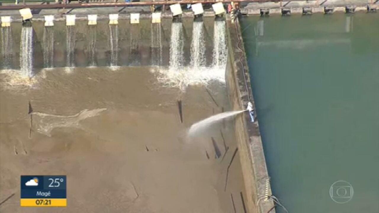 Presidente da Cedae fala do problema da água no Rio de Janeiro