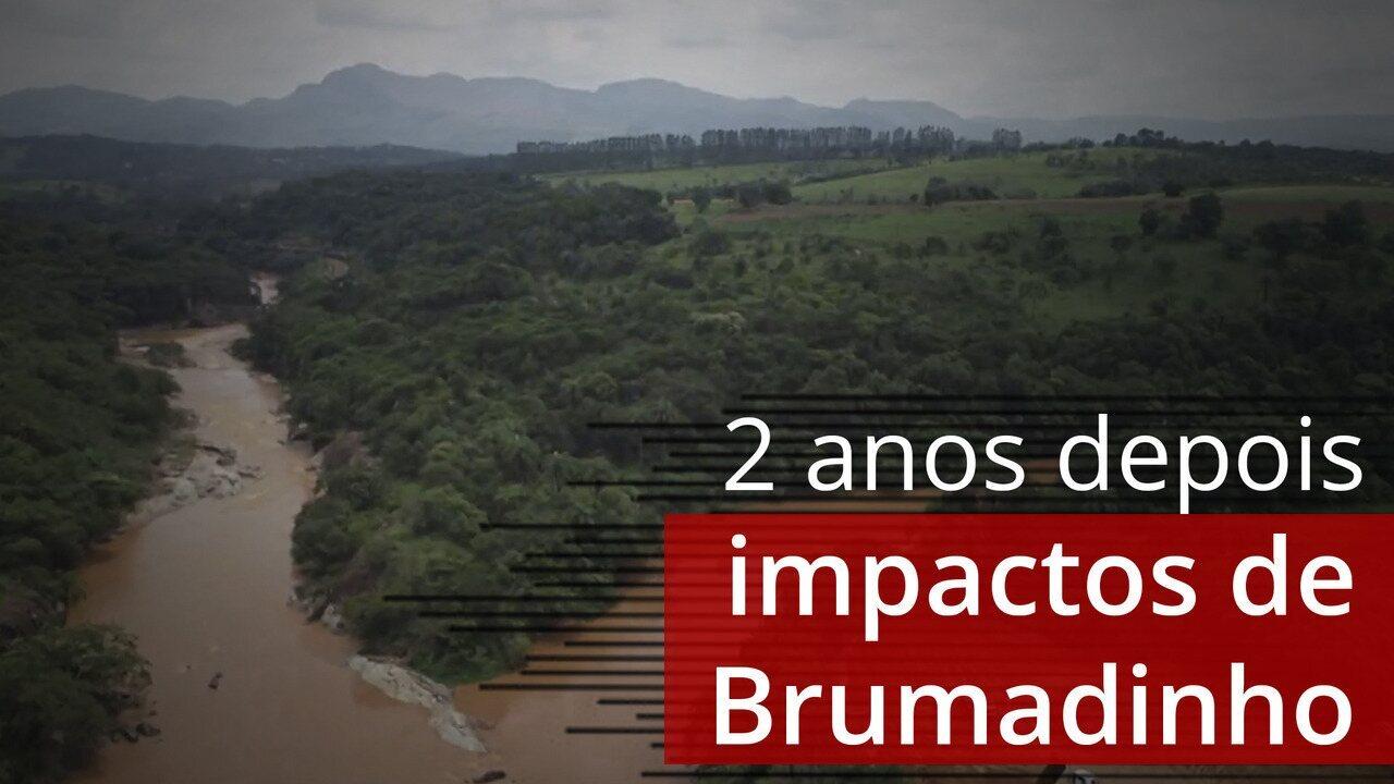 Tragédia de Brumadinho completa 2 anos: veja 5 pontos para entender impactos na região