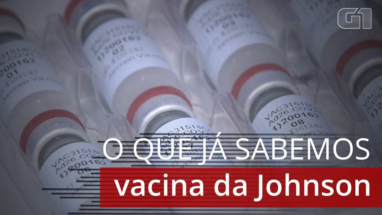 O que já sabemos sobre a vacina da Johnson contra a Covid-19