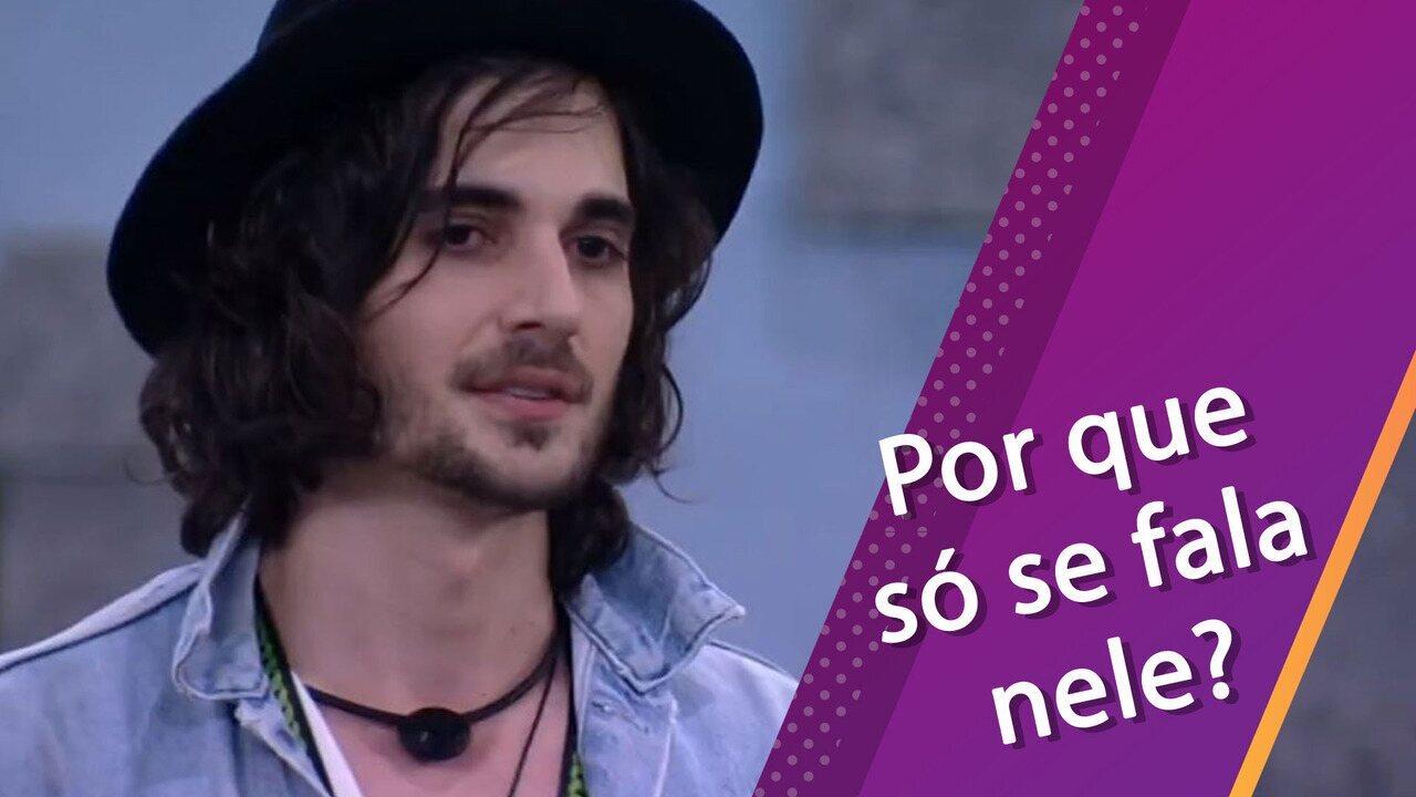 Mal ou bem, só se fala nele: Semana Pop explica por que Fiuk gera tanta atenção no 'BBB21'
