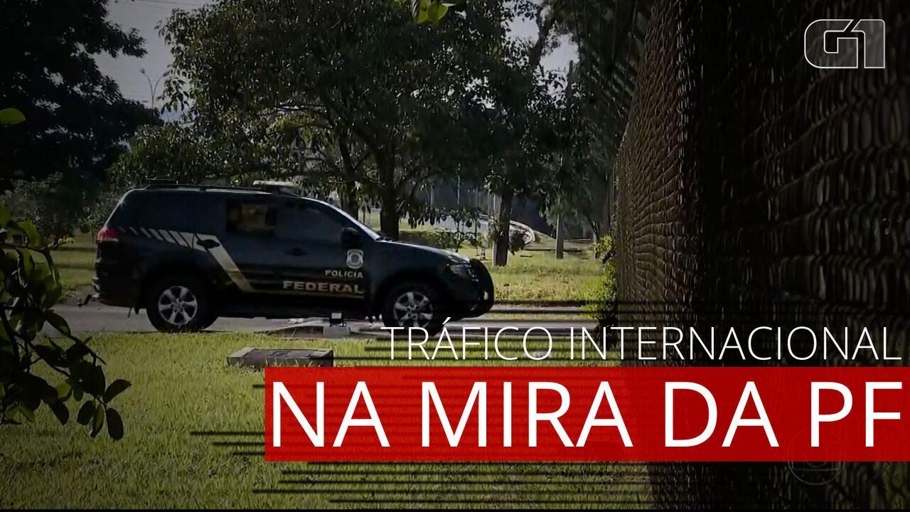 VÍDEO: Entenda a operação que investiga suposto tráfico internacional em voos da FAB
