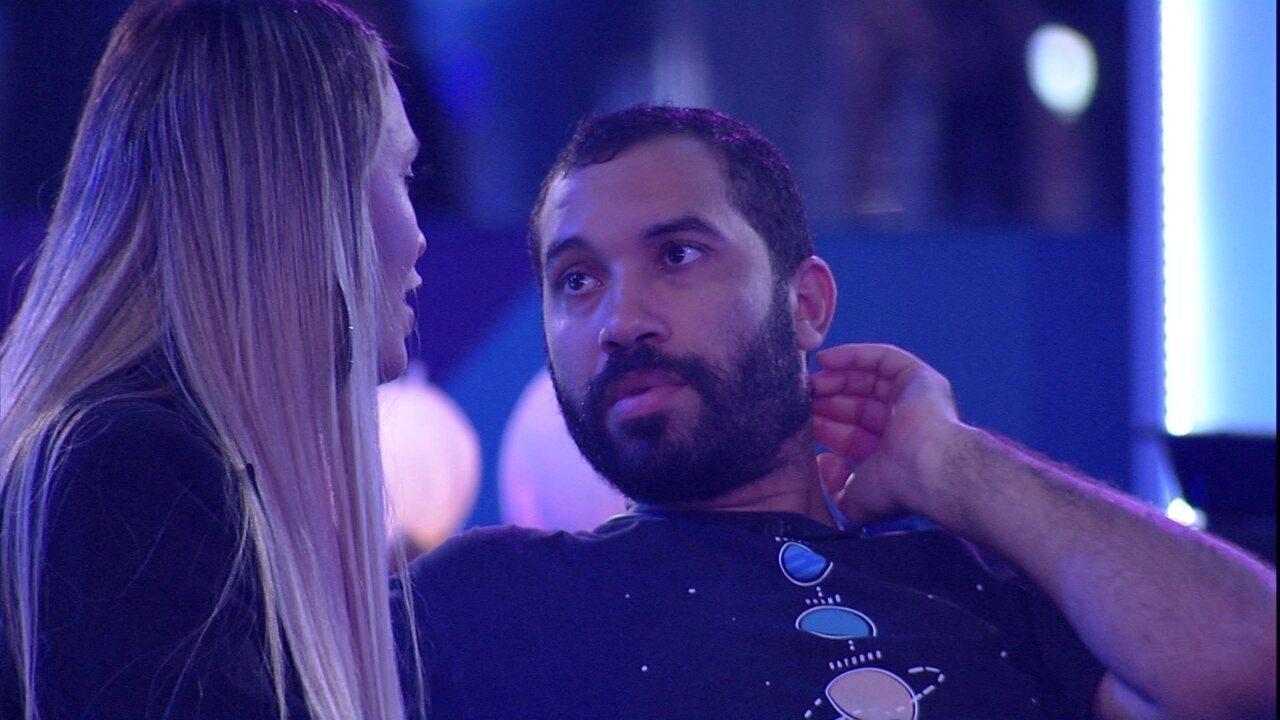 Gilberto dispara sobre o BBB21: 'Tem gente aqui mentindo o jogo'