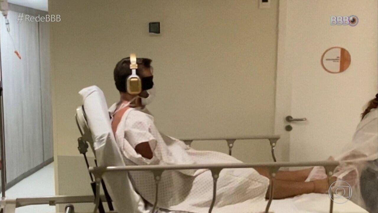 'No BBB é assim': Confira como funcionam os atendimentos médicos durante o BBB21