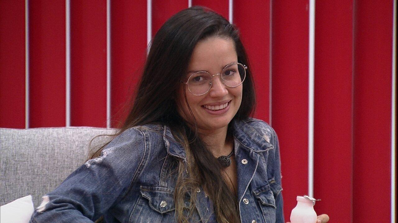 Juliette explana brother do BBB21: 'Ele nunca dormiu de conchinha na vida'