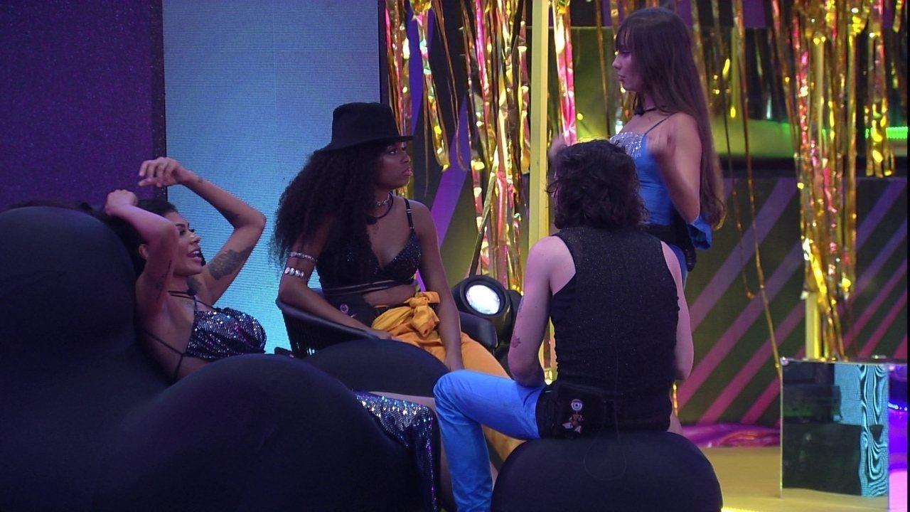 Pocah diz sobre festa do BBB21: 'Pode ser a minha última festa'