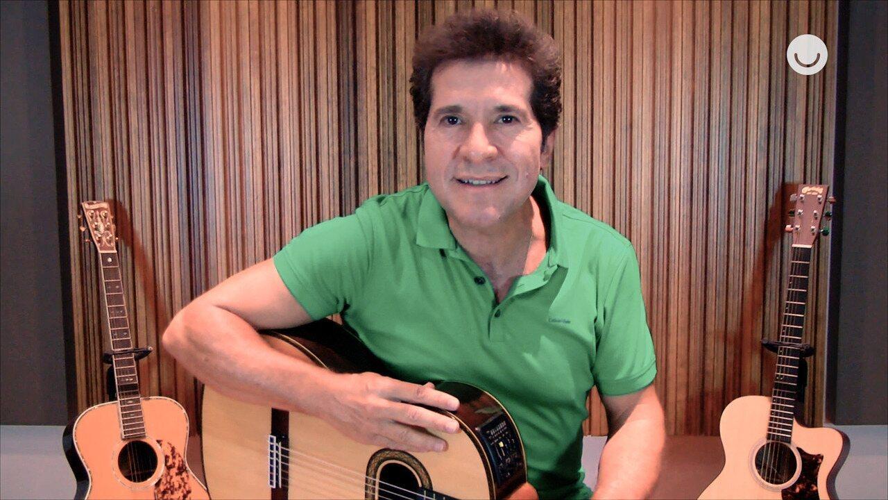 Daniel fala sobre seu primeiro disco de vinil gravado com João Paulo