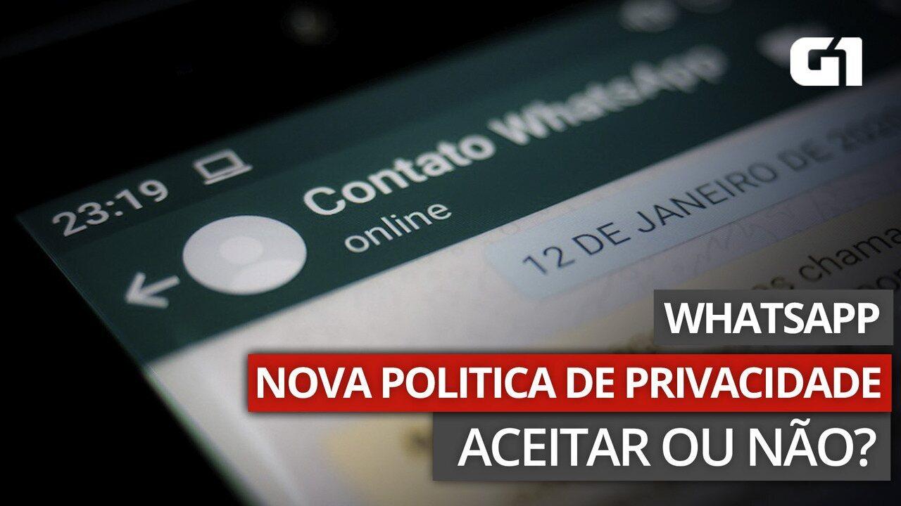 Seis perguntas sobre a nova política de privacidade do WhatsApp