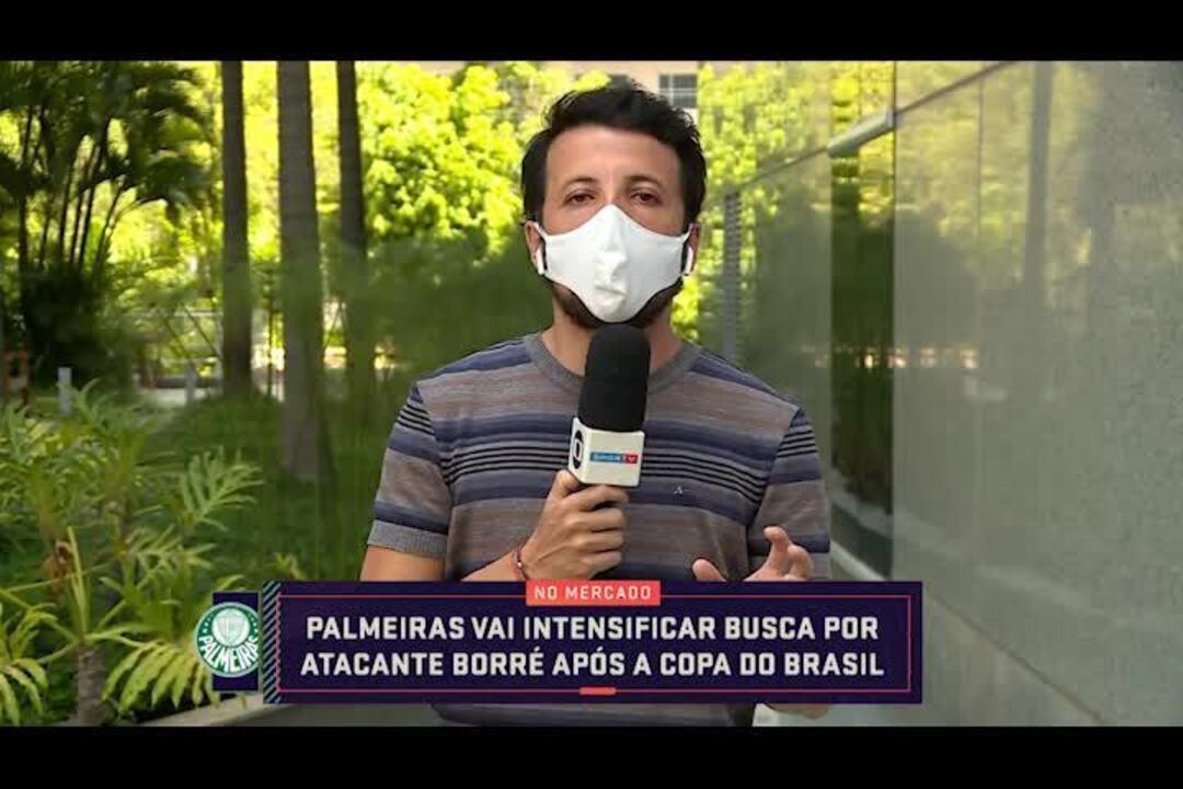 Andre Hernan traz detalhes sobre o interesse do Palmeiras em Borré, do River Plate