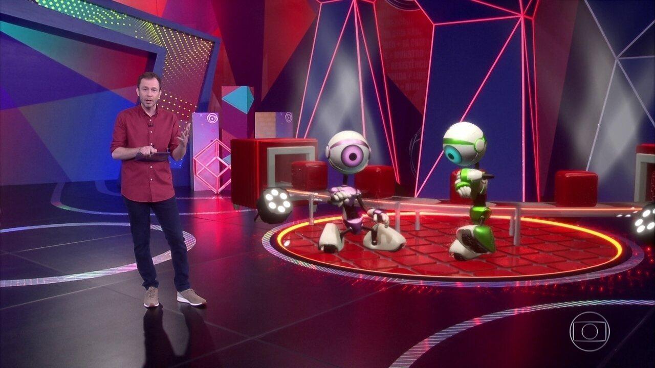 Tiago Leifert explica a dinâmica do final de semana na casa do BBB21