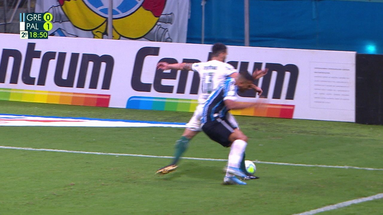 Melhores momentos: Grêmio 0 x 1 Palmeiras pela 1ª partida da final da Copa do Brasil 2020