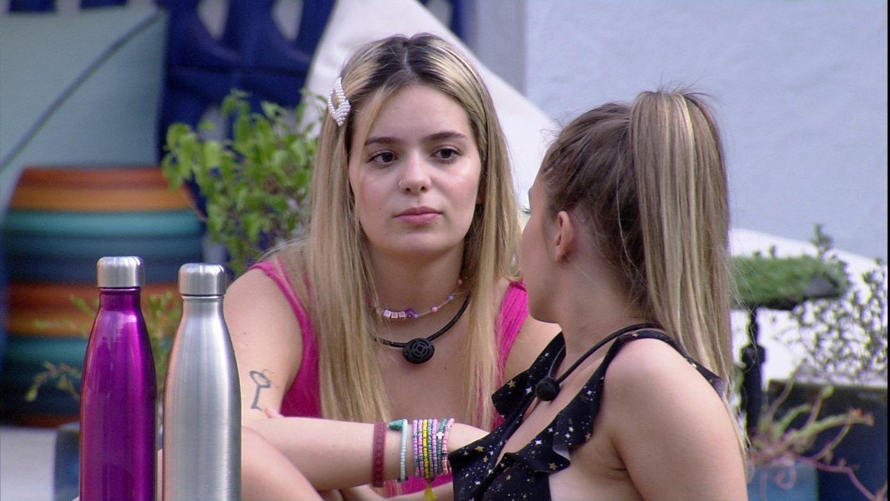 Viih Tube aconselha Carla Diaz sobre Arthur: ´Você está na pior posição possível aqui´