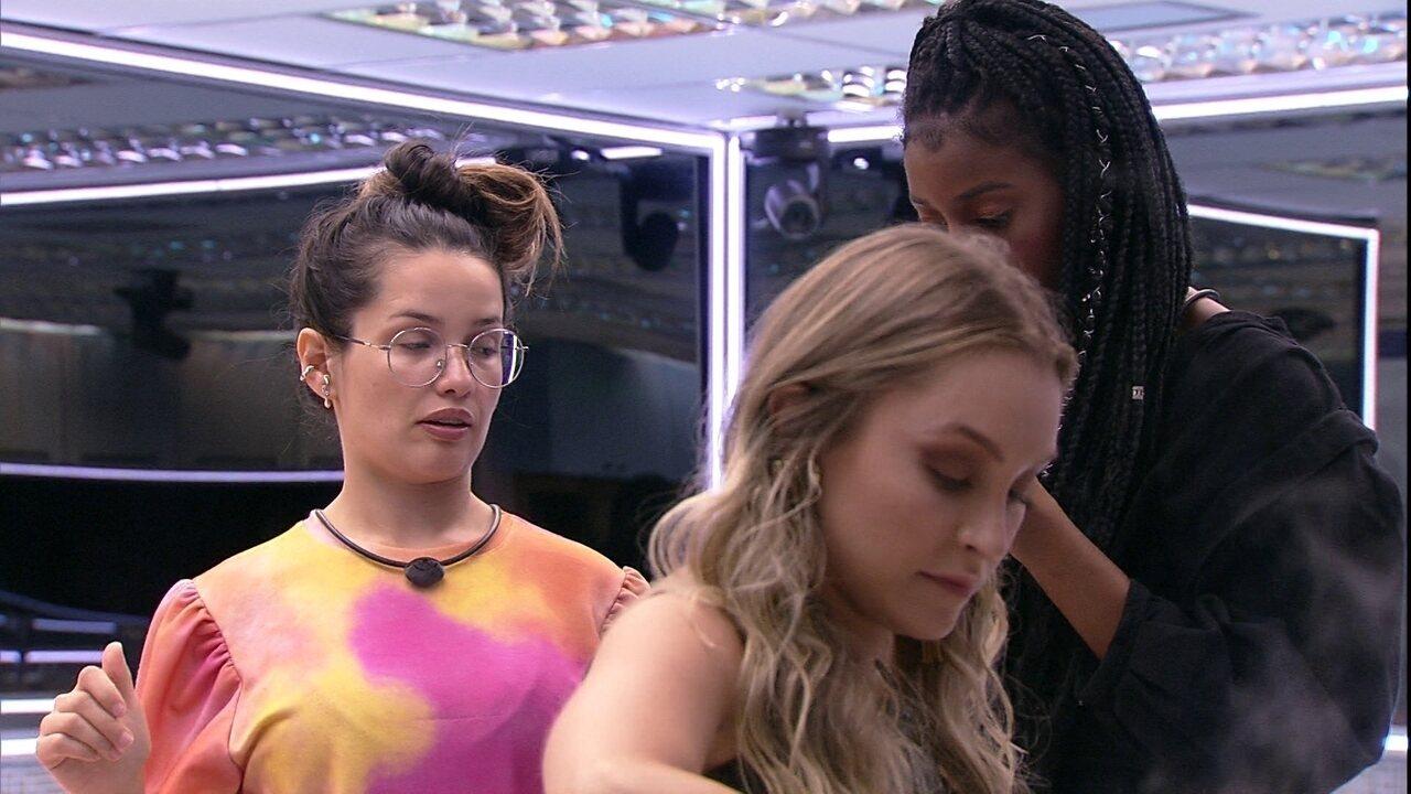 Juliette opina sobre Arthur no BBB21: 'Vai se aproximar de Caio'