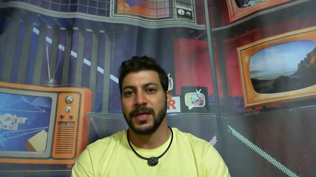 Raio-X BBB21: Caio - 13/03