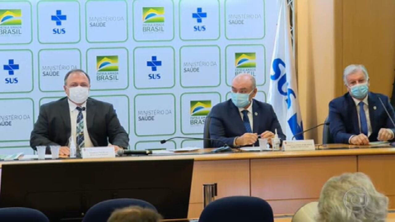 Pazuello faz avaliação da própria gestão e anuncia compra de mais de 100 milhões de doses da Pfizer e Janssen