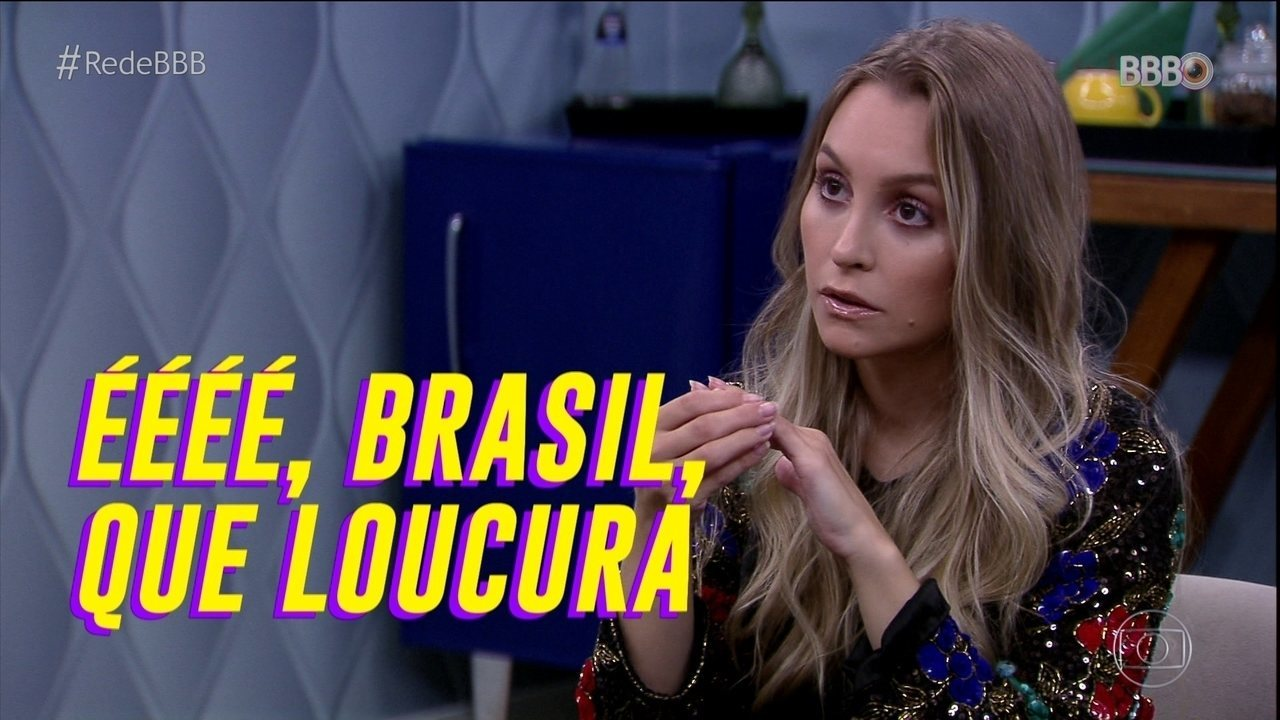 'O Brasil tá vendo' destaca recado de Juliana Paes para Carla Diaz e 'DR' de 'Caiolffo'