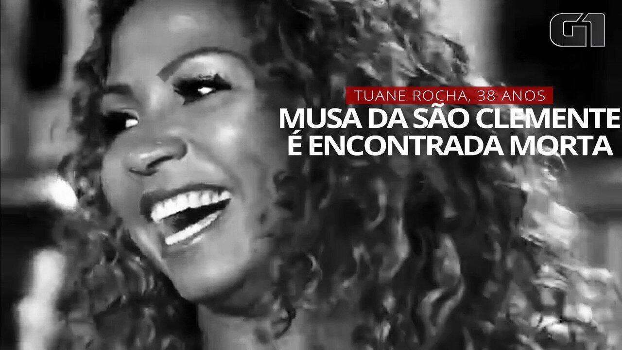 VÍDEO: Musa da escola de samba São Clemente é encontrada morta
