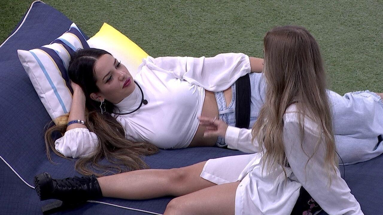 Juliette opina sobre Gilberto no BBB21: 'Acho que ele se arrependeu'