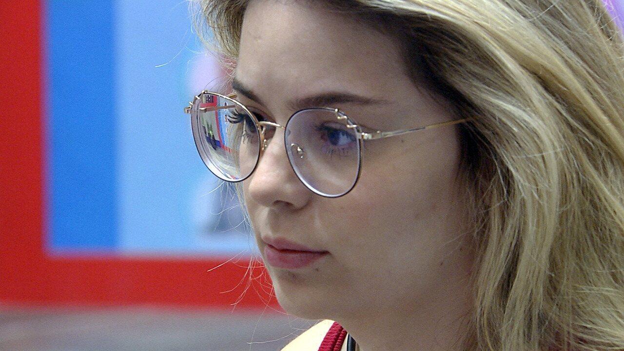 Viih Tube aconselha Juliette no BBB21, e diz: 'Você está sendo muito legal com quem não é'