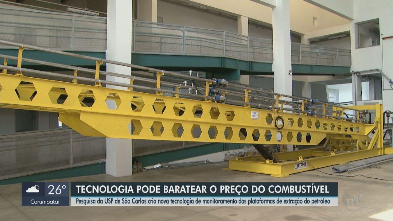 Pesquisadores da USP de São Carlos desenvolvem tecnologia que pode baratear combustível