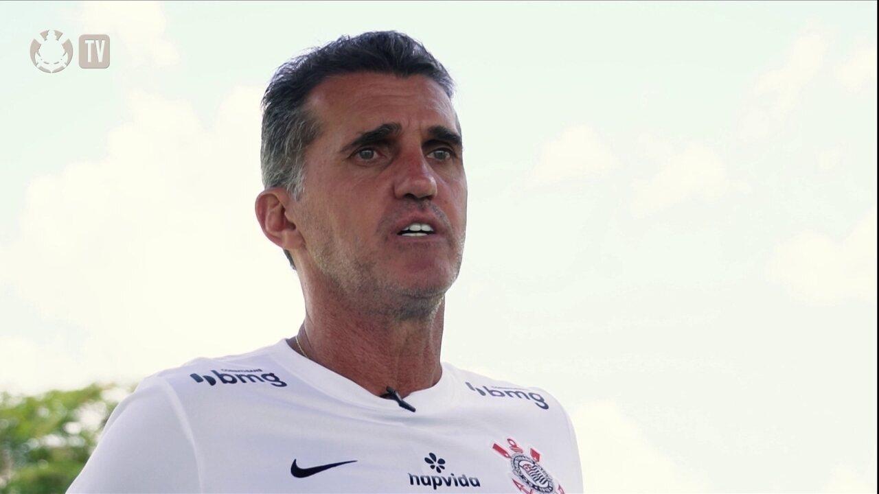 Mancini reconhece queda de rendimento do Corinthians