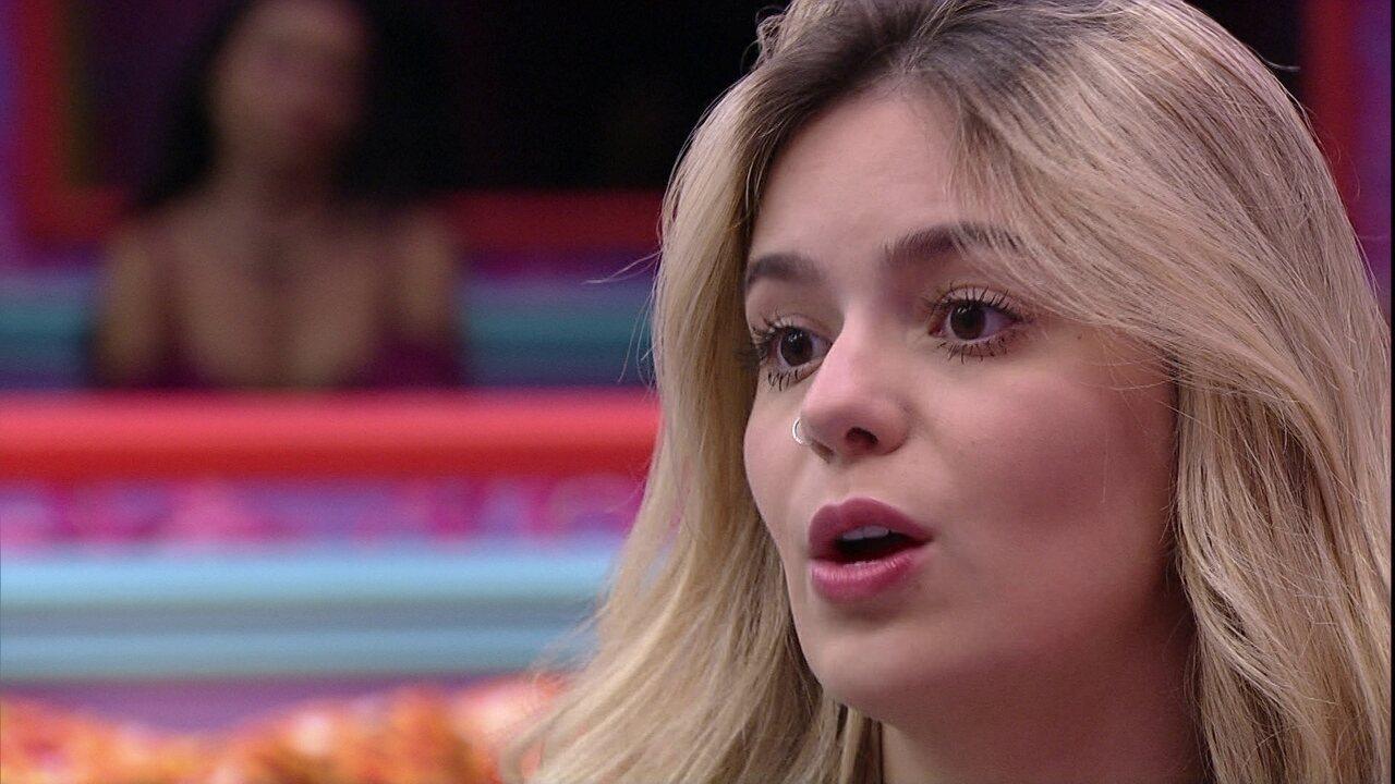 Viih Tube fala sobre relação de sister com Juliette: 'Ela realmente não se dá tão bem'