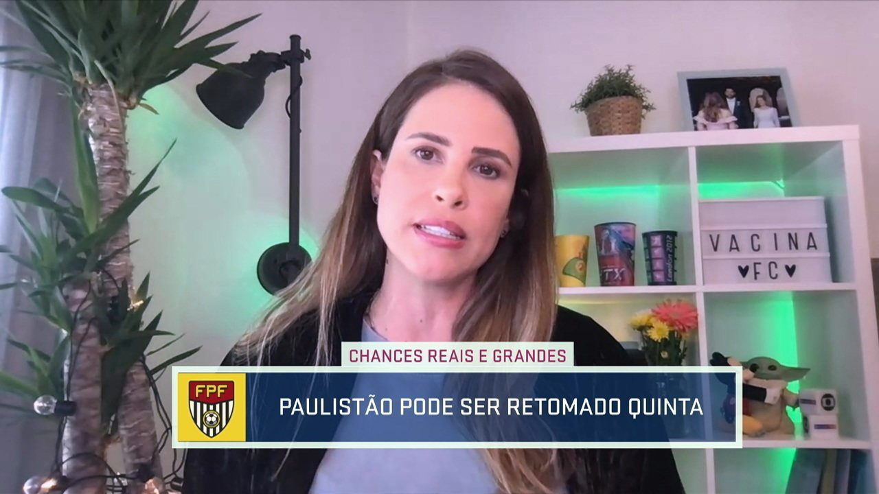 FPF e MP entram em consenso e Paulistão pode retornar na quinta-feira