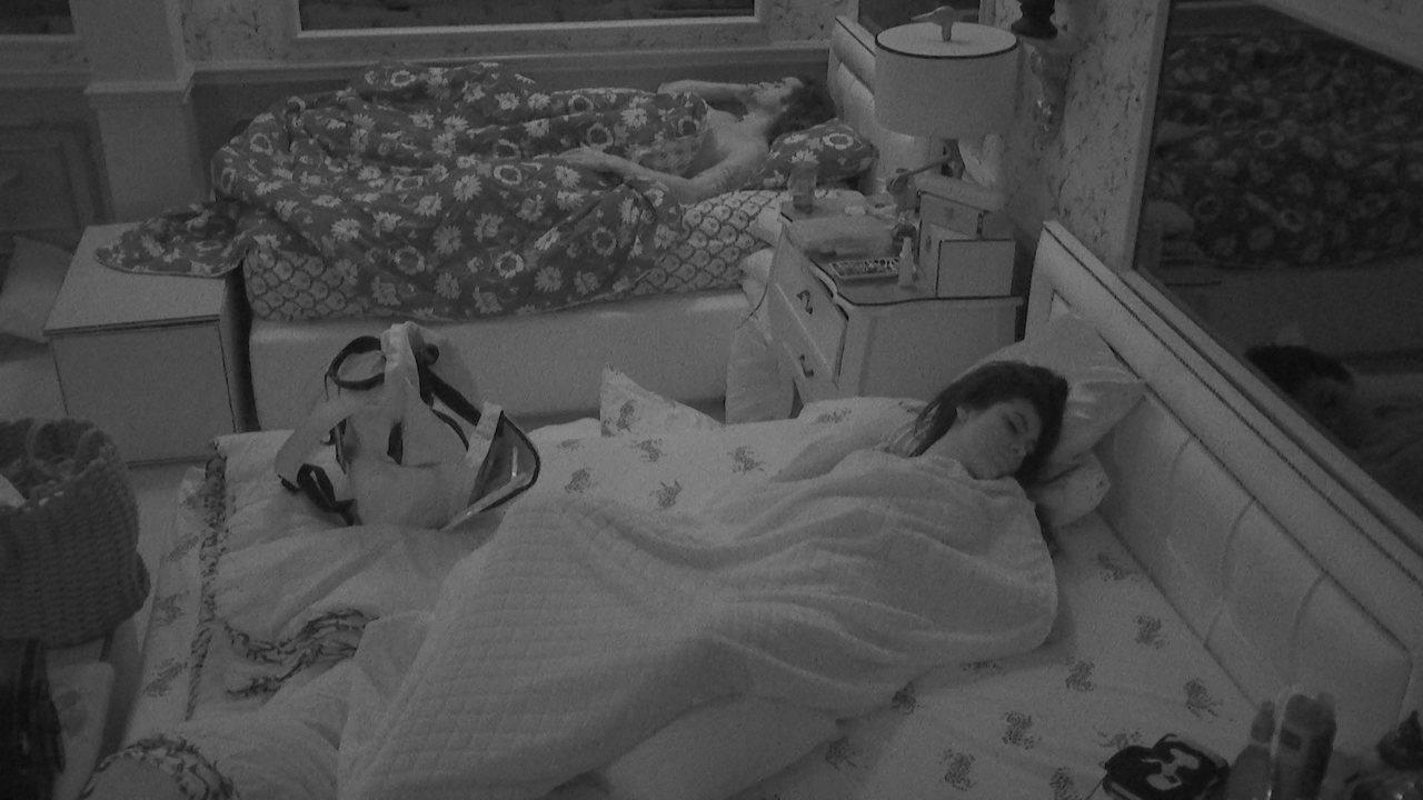 Após Festa da Líder Viih Tube, todos dormem no BBB21