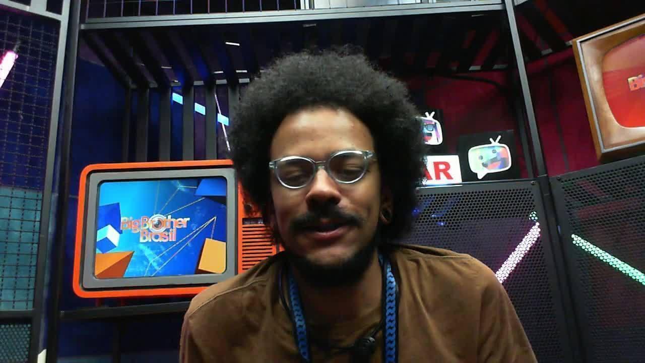 Raio-X BBB21: João Luiz - 11/04