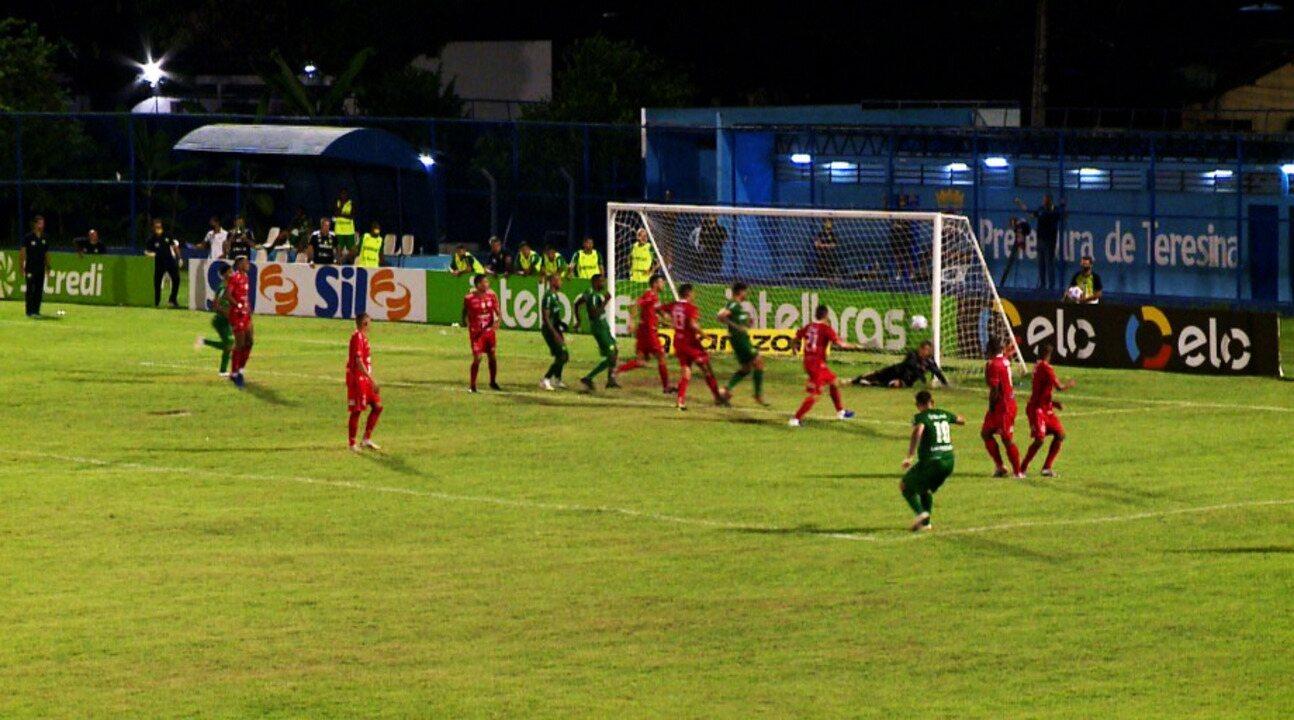 Os melhores momentos de 4 de Julho 0 x 0 Cuiabá pela segunda fase da Copa do Brasil