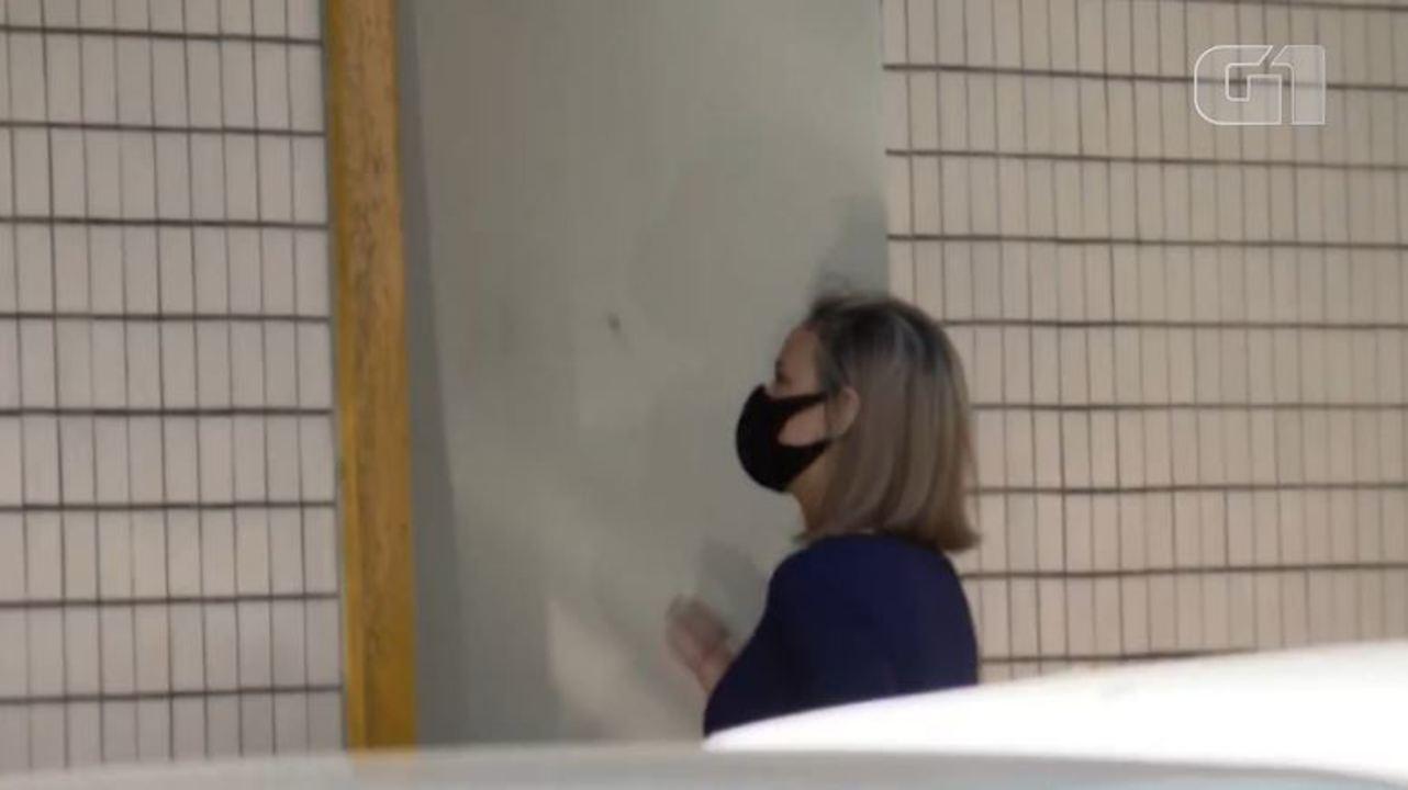 VÍDEO: ex-namorada de Doutor Jairinho chega para depor no caso Henry Borel