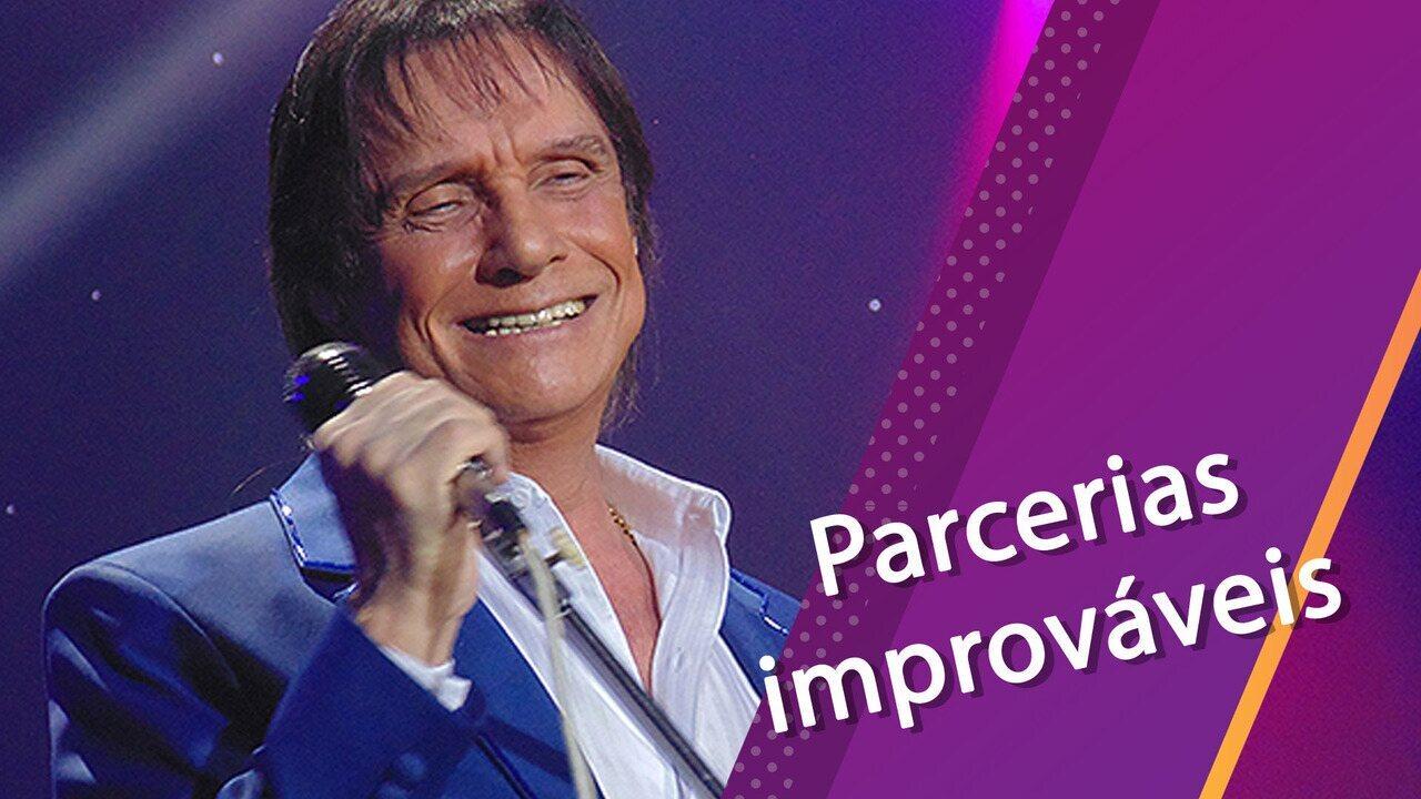 Semana Pop relembra parcerias improváveis de Roberto Carlos