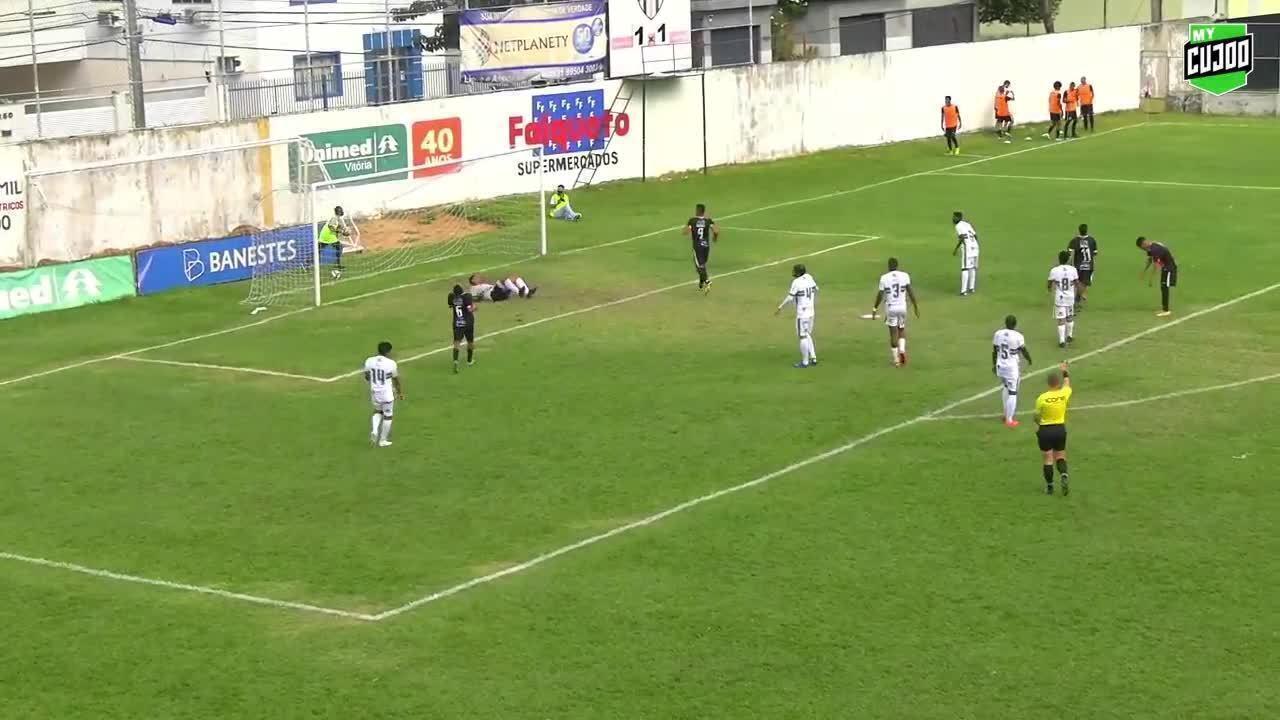 Melhores momentos de Serra 2 x 1 Pinheiros, pelo Campeonato Capixaba 2021