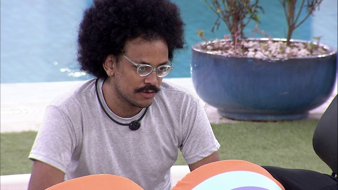 João Luiz revela motivo de voto em sister para Gilberto em Paredão do BBB21