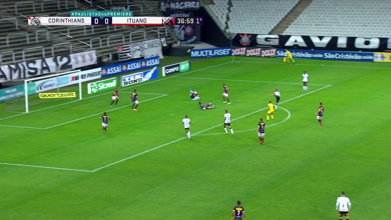 Melhores momentos: Corinthians 2 x 0 Ituano pela 6ª rodada do Campeonato Paulista