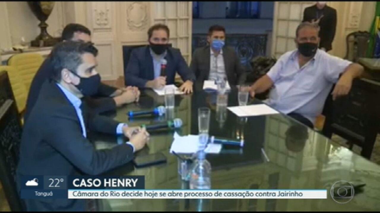 Conselho de Ética da Câmara do Rio recebe inquérito contra Jairinho