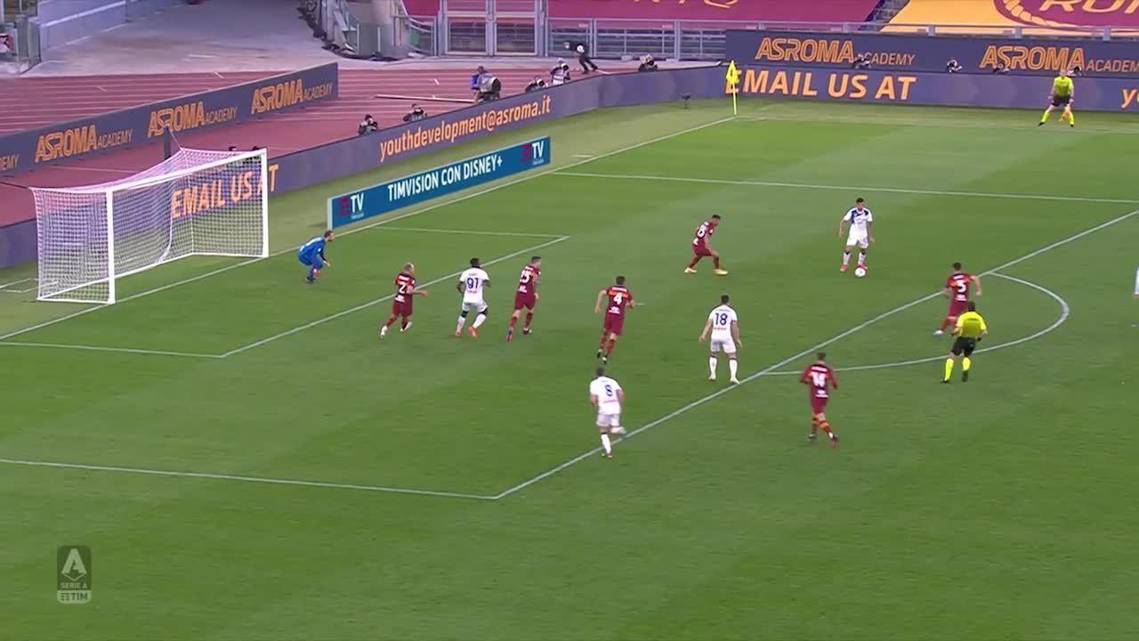 Melhores momentos: Roma 1 x 1 Atalanta, pelo Campeonato Italiano