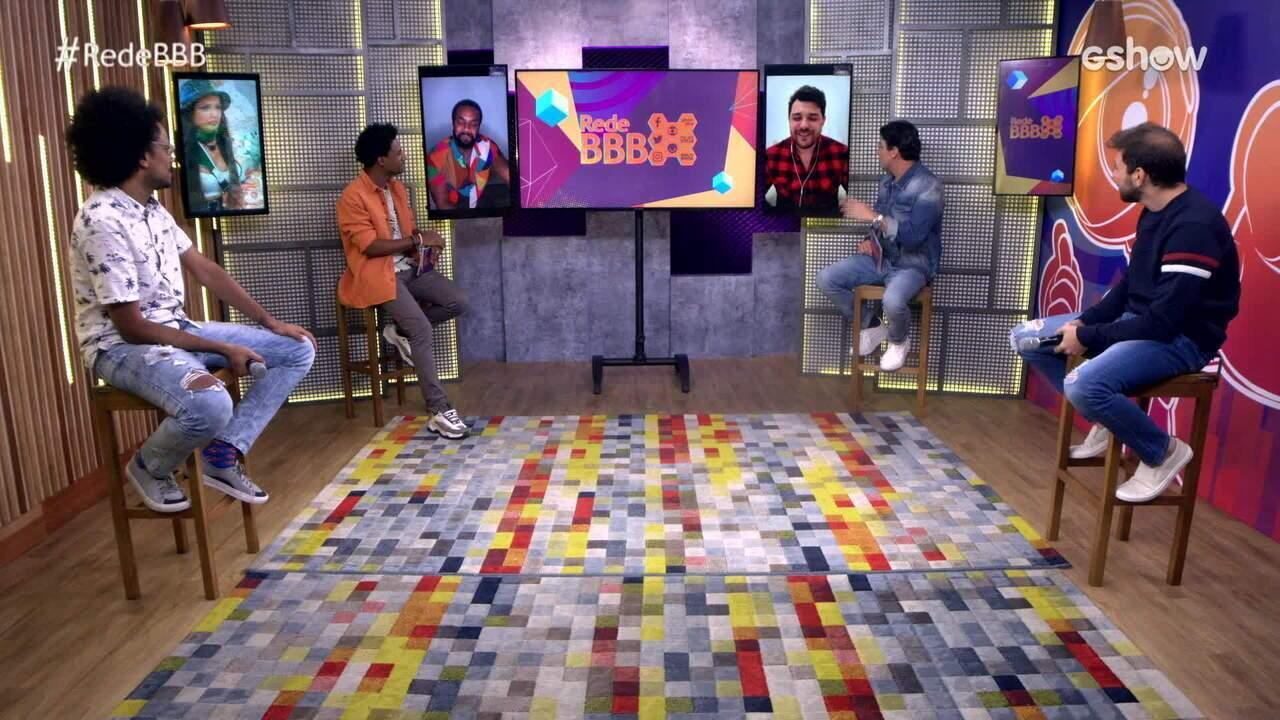 Mesa BBB: Caio, João Luiz e convidados comentam Paredão e opinam sobre o jogo