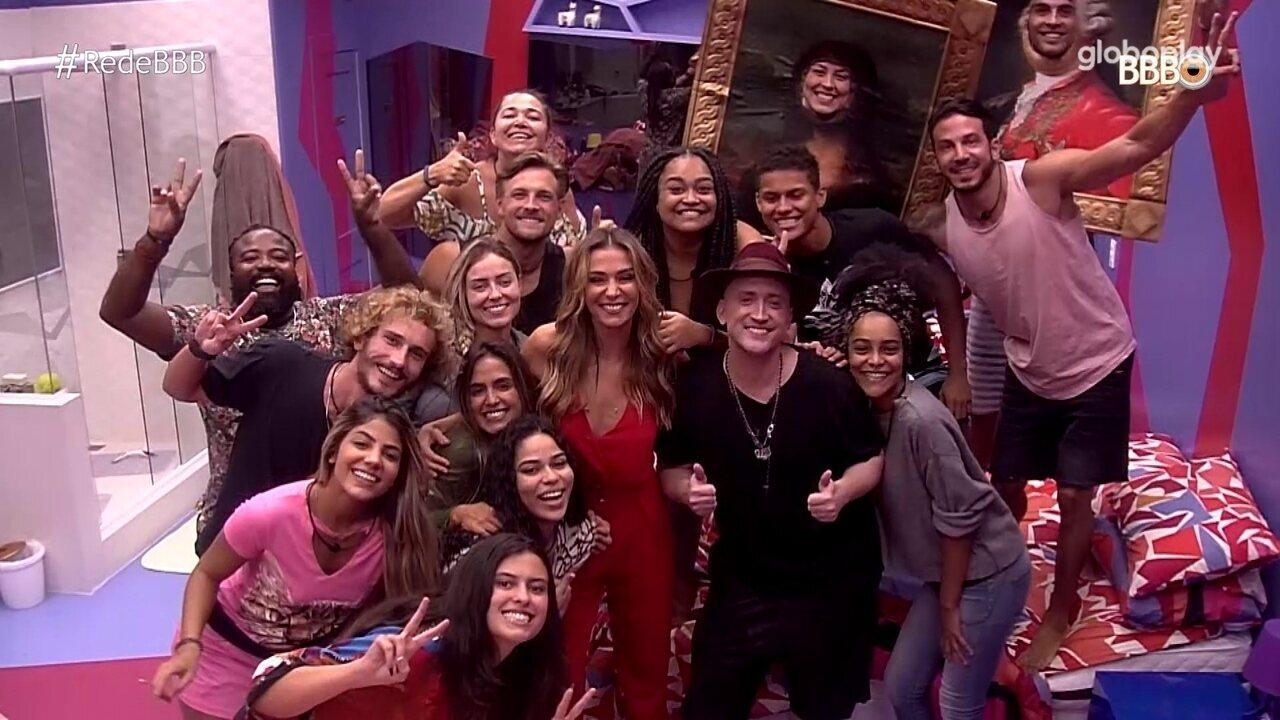 Bate-Papo BBB revê momentos em que Paulo Gustavo participou de edições do reality