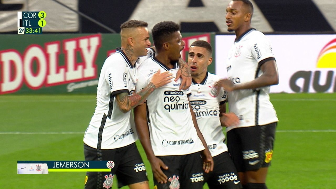 Melhores momentos de Corinthians 4 x 1 Inter de Limeira pelo Campeonato Paulista