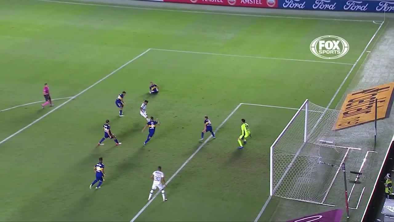 Melhores momentos: Santos 1 x 0 Boca Juniors, pela 4ª rodada da Libertadores