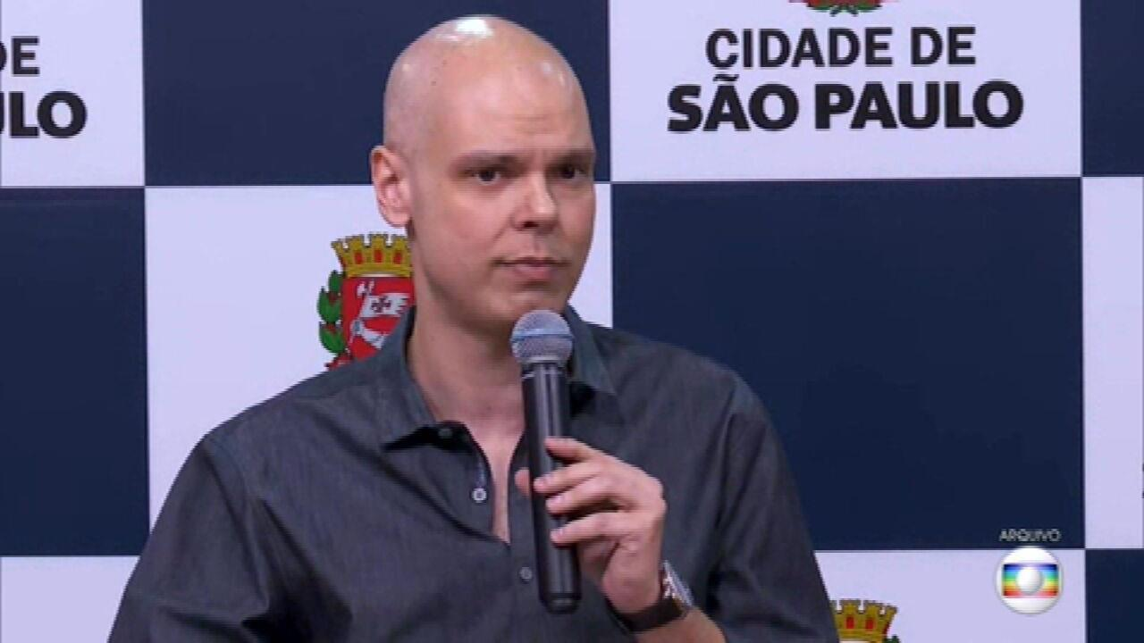 Bruno Covas permanece internado em estado grave em São Paulo   Jornal  Nacional   G1