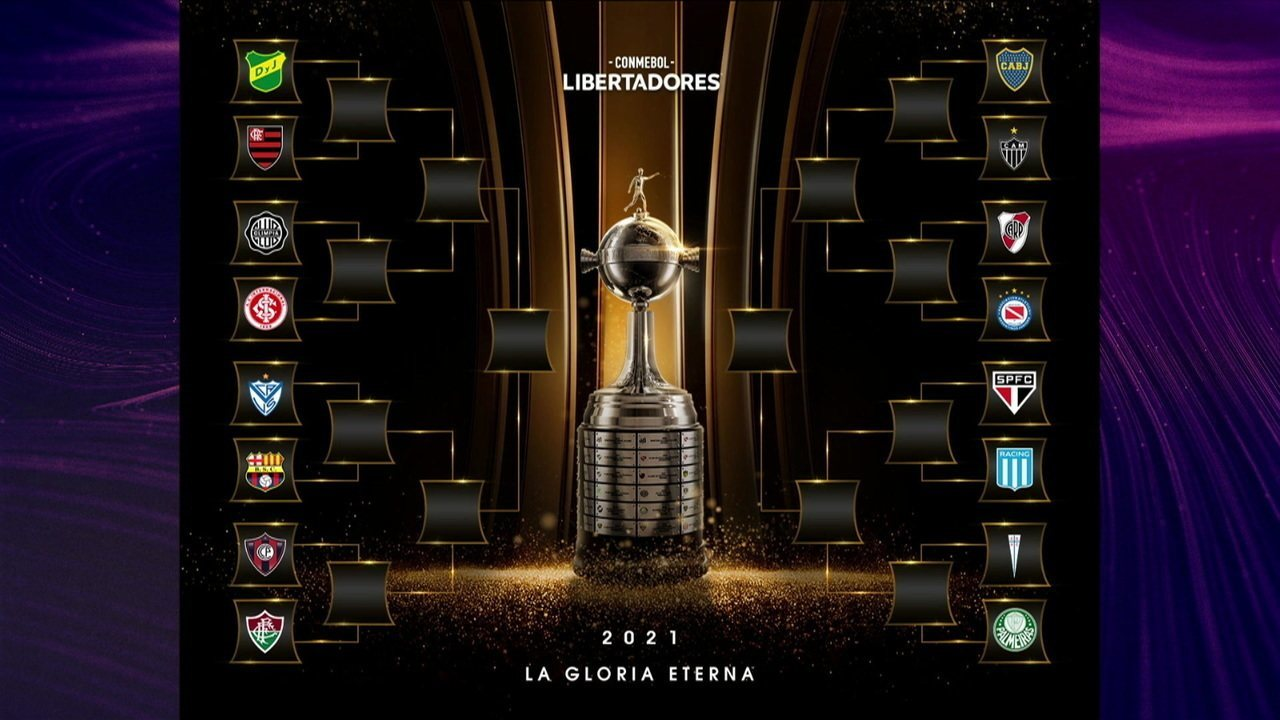 Seleção SporTV comenta chaveamento da Libertadores