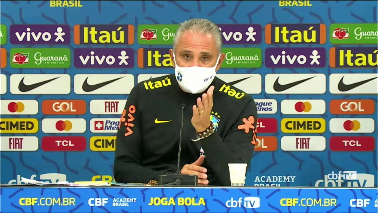 Tite risponde sulla Copa America in Brasile