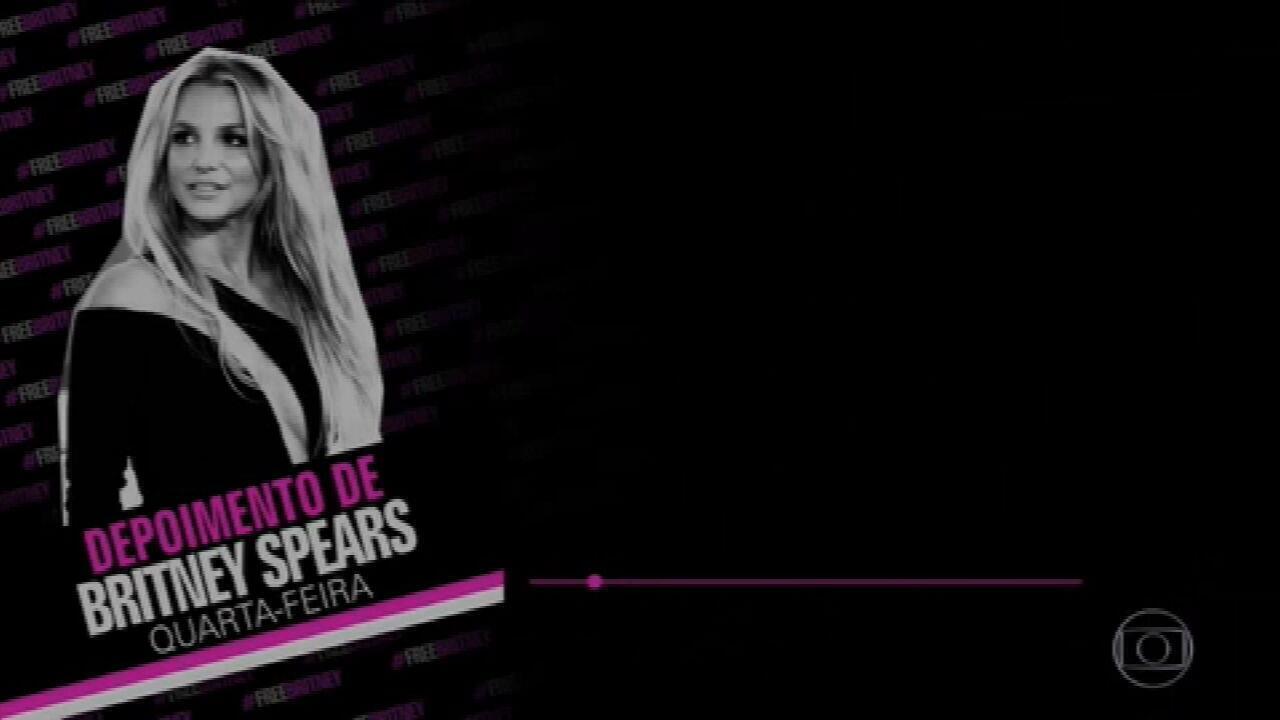 Ouça depoimento de Britney Spears, que luta pelo fim de sua tutela, à Justiça americana